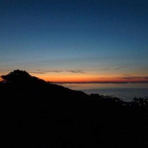 ★田原市!蔵王山で十五夜、お月見ハロウィン。