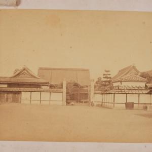 京都御所のことを書きながら色々思ったこと 前半