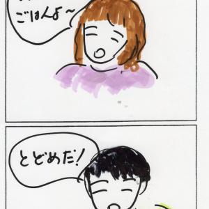 あの頃の桜 (シナトさん作詞作曲)と四コマ漫画と終戦の日母の体験記