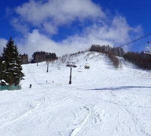 山と自然に親しむ会 野麦峠スキー場