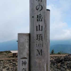 恒例:丹沢塔ノ岳ピストン