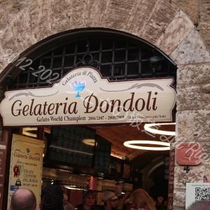 【世界一】有名ジェラート ドンドリ