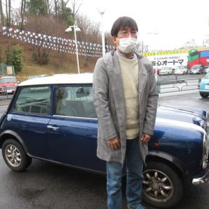 SIT様 2年ぶりに車検でご来店ですヽ( ´ー`)ノ