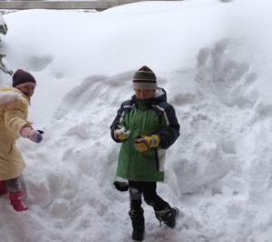 安いスノトレを買って雪の札幌キロロへ