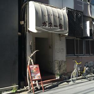 【東京・新橋】ガネー舎(スープカレー)