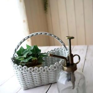 花の四つ編みのかごとレッスンスケジュール