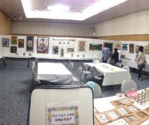 帯広市市民芸術祭に参加しました。