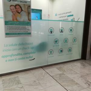 イタリアの歯医者さんのコロナ感染対策。