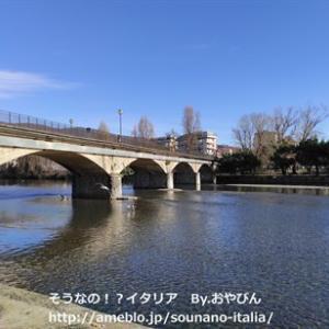 そういえば初めて!・・・な川沿いのお散歩へ♪