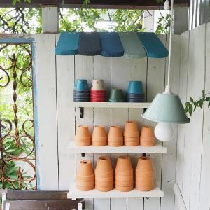 誰でも出来る!セリアの材料で飾り棚DIY