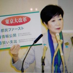 小池東京都知事はやはりすごいとしか言いようがない! 都民の心を鷲掴みの選挙公約!