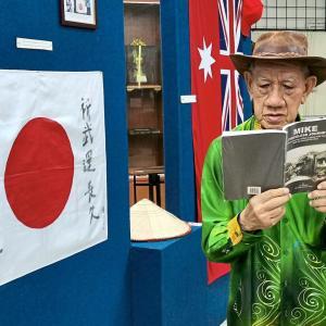 こんな写真がMM2Hの探究心をくすぐったのです。マレーシアと日本との関係って、結構深いつながりが