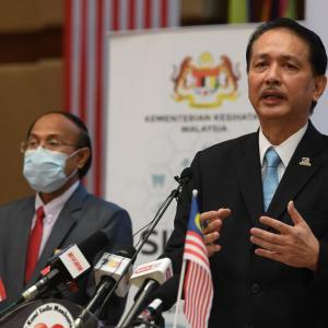 マレーシアもちょっとワクチンが出来るまで、コロナ撲滅は頑張ってるけど難しそう!