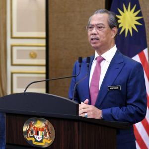 6月9日までマレーシア全土にMCO実施! 本当に厳しい状況なんだ! ムヒデイン首相がついに立ち上