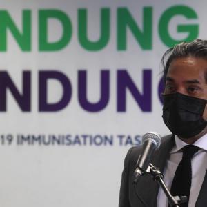 インドネシアはアストラゼネカのワクチン使用禁止措置にしたが、マレーシアはアストラゼネカを使うよ!