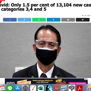 なんかいい傾向になってきたぜマレーシア!でも、もう全幅の信頼を寄せるってことにはならない!