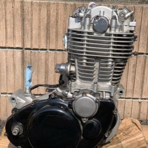 sr400エンジンの重量