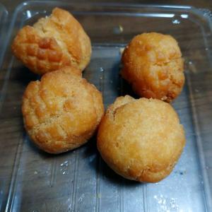 八里屋さんの豆腐ドーナツ!