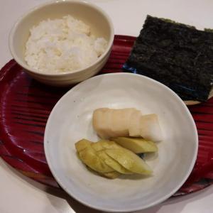"""来年で創業50周年♪ ここの〆に、""""糠漬けと海苔""""で、ご飯をいただくと…日本人に生まれて良かったと思います。。。中野・酒道場"""