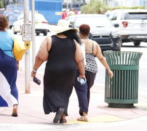 閉経後に女性ホルモン減少で肥満