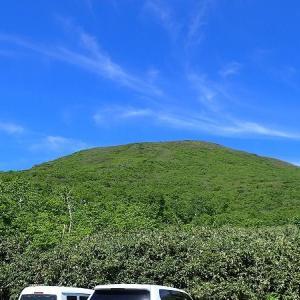 2020年6月の山・・・ニセコチセヌプリから白樺山に縦走