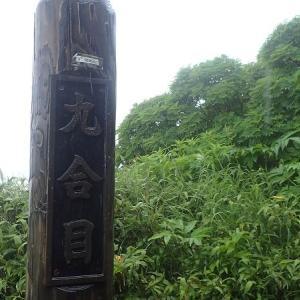 7月の山・・・黒岳から中岳温泉経由で姿見の池 雨の縦走