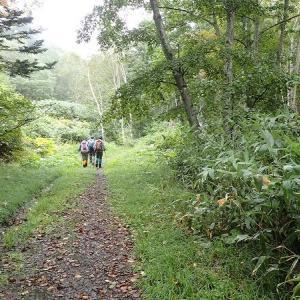 9月の山・・・大雪山系 愛山渓から沼の平経由で天女が原に縦走
