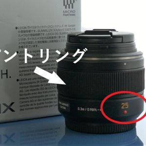 単焦点レンズで写真撮影|単焦点の画質の良さと明るさと大きなボケ!