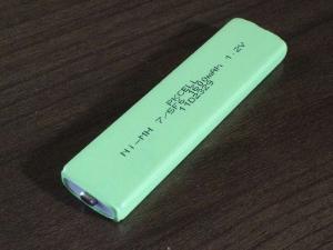 そうだ、ガム型ニッケル水素電池を充電しよう! (今さら?)