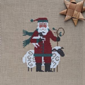 Prairie Schooler Santa 2019