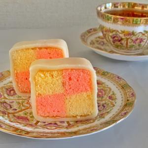 イギリスの伝統のお菓子を簡単に…