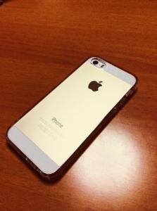 久しぶりに大当たりなiPhone5s ケース:Highend berry 【 iPhone 5 / 5s 】 2014年 モデル ストラップ ホール 保護キャップ 一体型 ソフト TPU ケース クリア #iPhonejp #ios