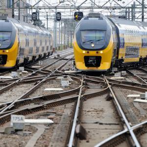 NS列車サービス、乗客の89%の満足度