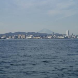 東京湾 タチ&アジリレー 釣行記 福よし丸15