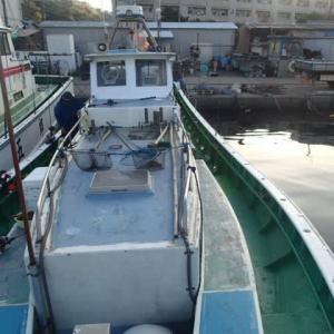 東京湾 タチ&アジリレー 釣行記 福よし丸3