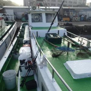 東京湾 タチ&アジリレー 釣行記 福よし丸9