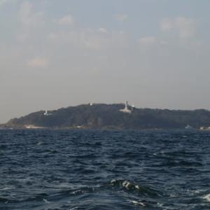 東京湾釣行記 タチ&アジ