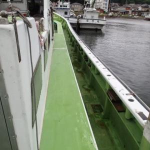東京湾 アジ釣り釣行記