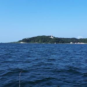 東京湾 タチ&アジ リレー釣行