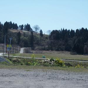 東福寺野から下って海岸寄りの市街地へ戻る(5)・・・滑川市・東福寺野