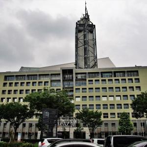 久しぶりに富山市役所(富山市庁舎)に出かけました・・・富山市・松川沿いの富山市役所