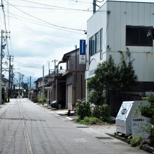 立山への道(1)・・・立山町