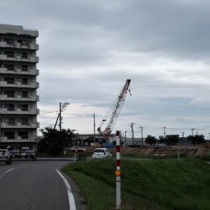 梅雨明けはまだ・・・富山市水橋
