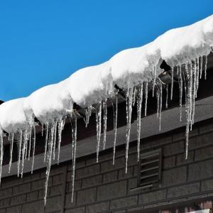 朝氷点下5℃に冷え込み、空は真っ青に晴れ渡る、立山連峰鮮やか(1)・・・立山町、富山市水橋