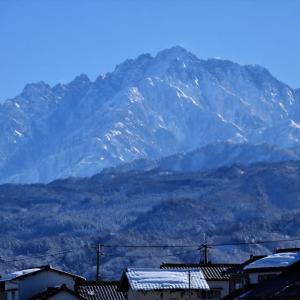 雪山と雪景色に心惹かれ、点景あれこれ(2)・・・立山町