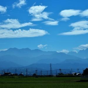 台風10号のころ・・・フェーン現象で暑かった・・・富山市水橋