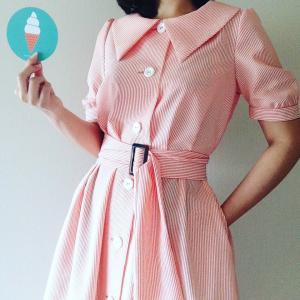 最近、作りたい服のアイデアはココから。