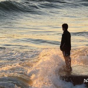 波なんて怖くないさ