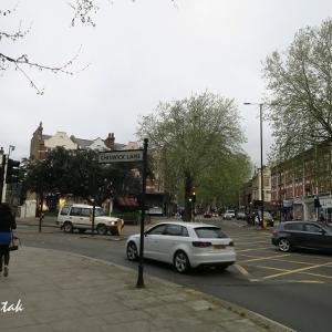 ロンドンの街角風景(1)