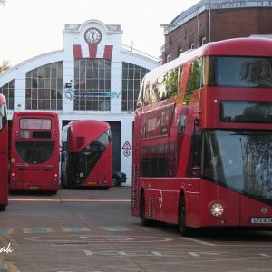 ロンドンの街角風景(2)